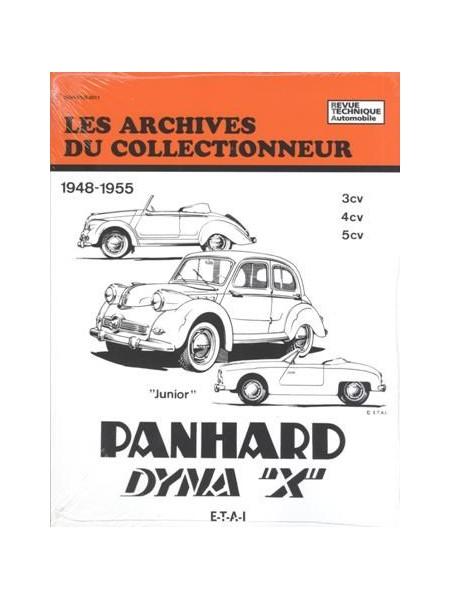 ARC16 PANHARD DYNA X (1948-1955)