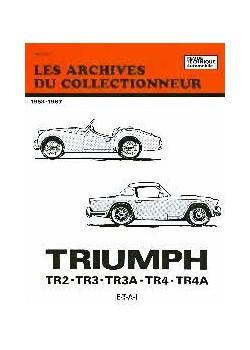 ARC02 TRIUMPH TR2 TR3 TR4