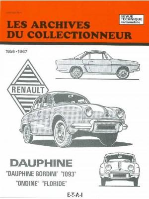 ARC22 RENAULT DAUPHINE ONDINE