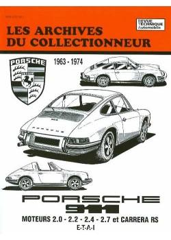 ARC29 PORSCHE 911 (63-75) CARRERA RS (72-76)