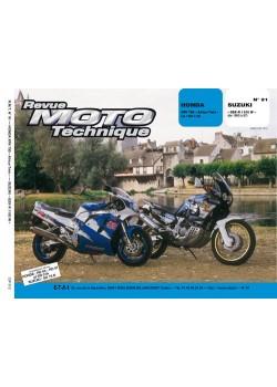 RMT91 HONDA XRV 750 AFRICA-TWIN 90-98 / SUZUKI GSX-R 1100 W 93-97