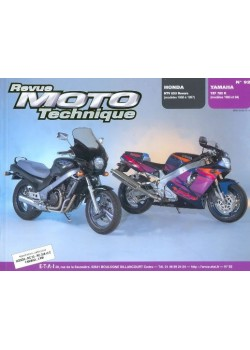 RMT92 HONDA NTV 650 REVERE 88-97 / YAMAHA YZF 750 R 93-94