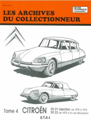 ARC33 CITROEN DS TOME4