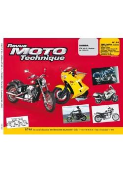 RMT93 HONDA VTC 600 C SHADOW 88-94 / TRIUMPH 3 CYL 95-01