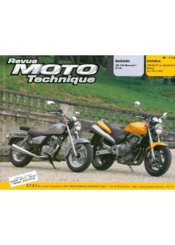 RMT114 SUZUKI GZ125 MARAUDER 98-99 / HONDA CB600 F & FII HORNET 98-02