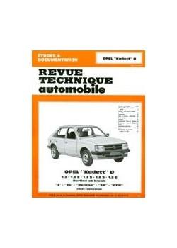 RTA405 OPEL KADETT D ESSENCE 1980-84