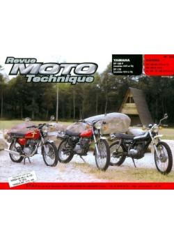RMT22 HONDA CB125 S3-N, XL & 125 76-77 / YAMAHA DT125 F & DT175 74-77
