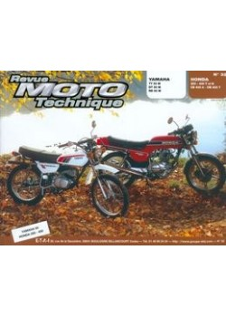 RMT32 YAMAHA TY50M - DT50M - RD50M / HONDA 250-400-CB400-CM400