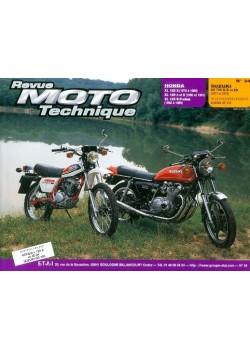 RMT34 HONDA XL125 S-A-B-R 78-89 / SUZUKI GS750 D-D-EN 77-79