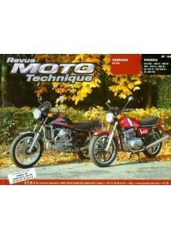 RMT39 YAMAHA XS500 / HONDA CX 400-500 GL500 CX650 GL 650