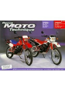 RMT61 HONDA XL 250 +350 R 84-87 / YAMAHA XT +TT 350 85-94