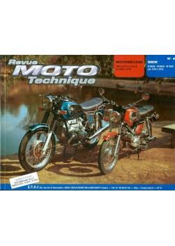 RMT06 MOTOBECANE MBK 125 (1969-76) / BMW R50/5 R60/5 R75/5 (1970-73)