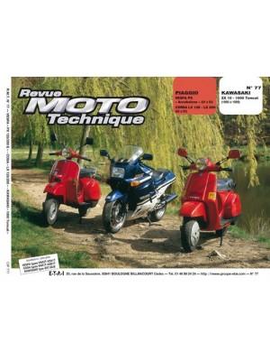 RMT77 PIAGGIO VESPA PX + COSA LX 125-200 88-90 / KAWASAKI ZX10-1000
