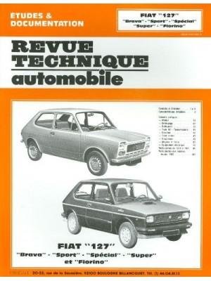 RTA319 FIAT 127 ESSENCE 1972-85