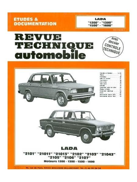 RTA360 LADA 1200-1300-1500-1600 1973-87