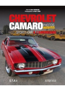 CHEVROLET CAMARO - SPORTS CAR A L'AMERICAINE