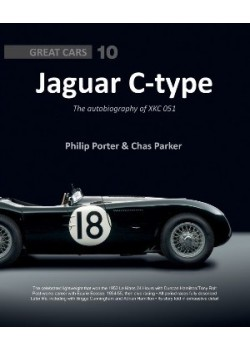 JAGUAR C-TYPE : THE AUTOBIOGRAPHY OF XKC 051