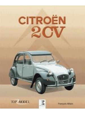 CITROEN 2CV - TOP MODEL - ETAI