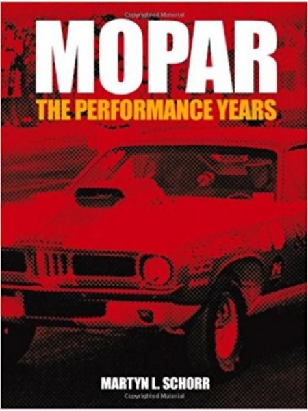 MOPAR THE PERFORMANCE YEARS