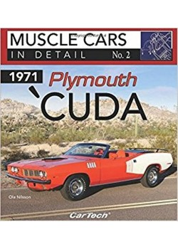 1971 PLYMOUTH 'CUDA - MUSCLE CARS IN DETAIL