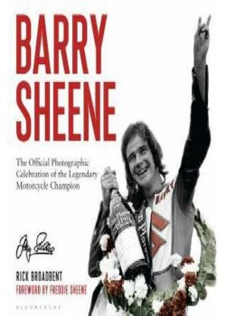 BARRY SHEENE THE OFFICIAL PHOTOGRAPHIC CELEBRATION...