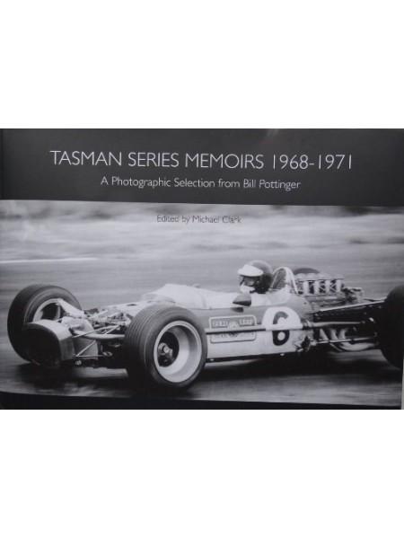 TASMAN SERIES MEMOIRS 1968-1971