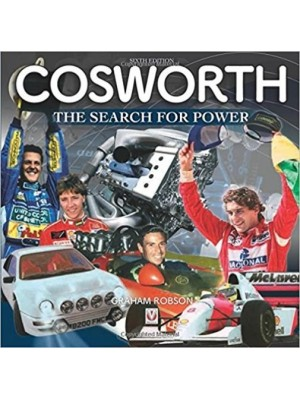COSWORTH THE SEARCH FOR POWER (6th EDITION)