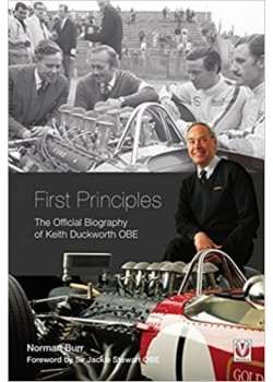 FIRST PRINCIPLES - OFFICIAL BIOGRAPHY OF KEITH DUCKWORTH OBE