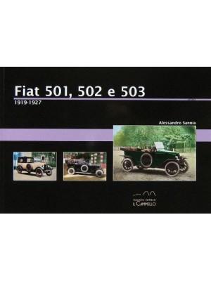 FIAT 501, 502 E 503