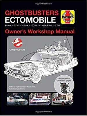 GHOSTBUSTERS ECTOMOBILE OWNER'S WORKSHOP MANUAL