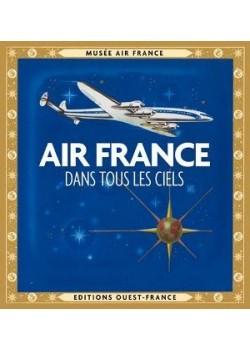 AIR FRANCE DANS TOUS LES CIELS EDITION SOUPLE