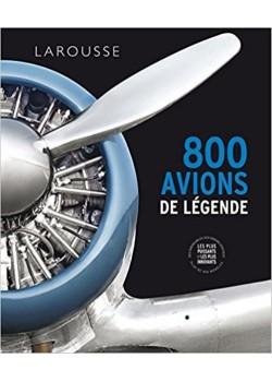 800 AVIONS DE LEGENDE