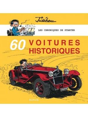 60 VOITURES HISTORIQUES DE STARTER