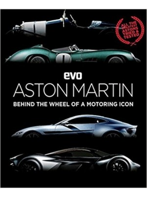 ASTON MARTIN BEHIND THE WHEEL OF A MOTORING ICON
