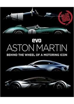 ASTON MARTIN BEHIND THE WHEEL OF A MOTORING ICON