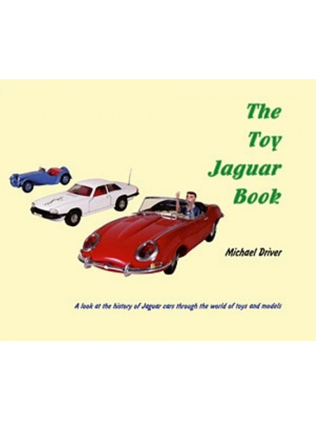 THE TOY JAGUAR BOOK