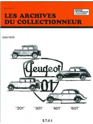 ARC06 PEUGEOT 201-301-401-601 (1930-1935)