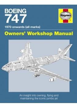 BOEING 747 OWNERS' WORKSHOP MANUAL