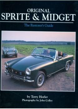 ORIGINAL SPRITE & MIDGET - THE RESTORER'S GUIDE