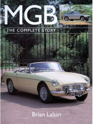 MGB THE COMPLETE STORY PAPERBACK