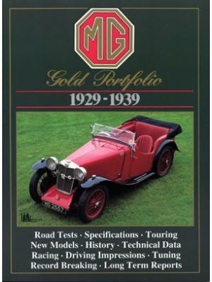 MG 1929-1939 GOLD PORTFOLIO