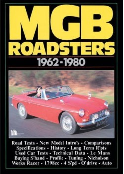 MG MGB ROADSTERS 1962-80 ROAD TESTS