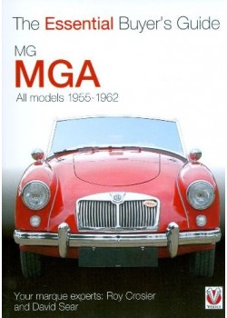 MG MGA 1955-1962 - ESSENTIAL BUYER'S GUIDE