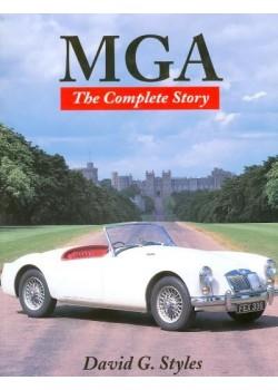 MGA THE COMPLETE STORY SB