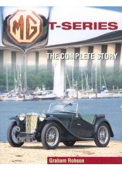 MG T SERIES THE COMPLETE STORY