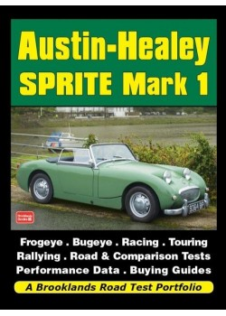 AUSTIN-HEALEY SPRIT MARK 1 ROAD TEST PORTFOLIO