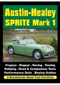 AUSTIN-HEALEY SPRIT MARK 1 ROAD TEST PORTFOLIO