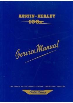AUSTIN HEALEY 100 BN1&BN2 SERVICE MANUAL