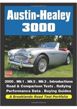 AUSTIN HEALEY 3000 ROAD TEST PORTFOLIO
