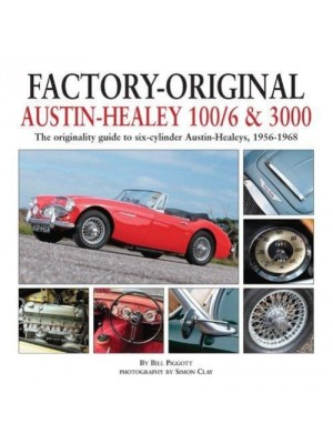 FACTORY ORIGINAL AUSTIN HEALEY 100/6 &3000